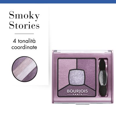 Smoky Stories. 7 In mauve again