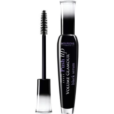 Volume Glamour Effet Push Up Black Serum Mascara 71 Black Serum