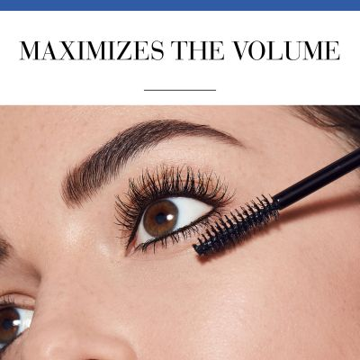 Volume Glamour Effet Push Up  Mascara 71 Waterproof Black