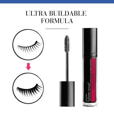 94a2f34d382 Volume Reveal Adjustable Volume Mascara 31 Black | Bourjois