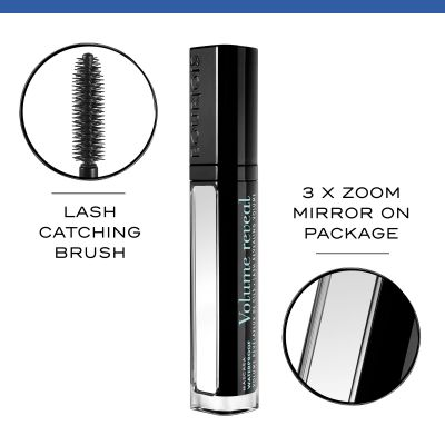 Volume Reveal  Mascara 23 Waterproof Black