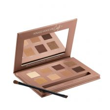 4 in 1 eye palette, Chocolate Nude editionN°01 Place de l'Opéra